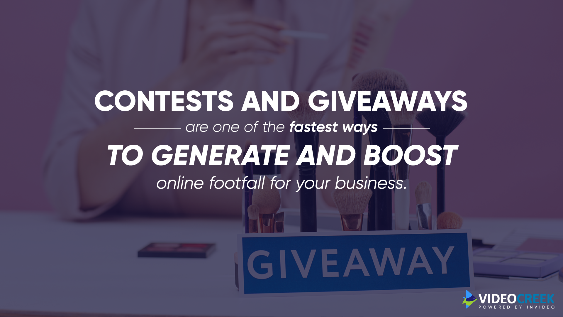 contest and giveaway